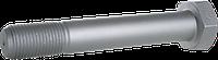 Высокопрочный болт M10 кл.пр.10,9 DIN 931 fl Zn