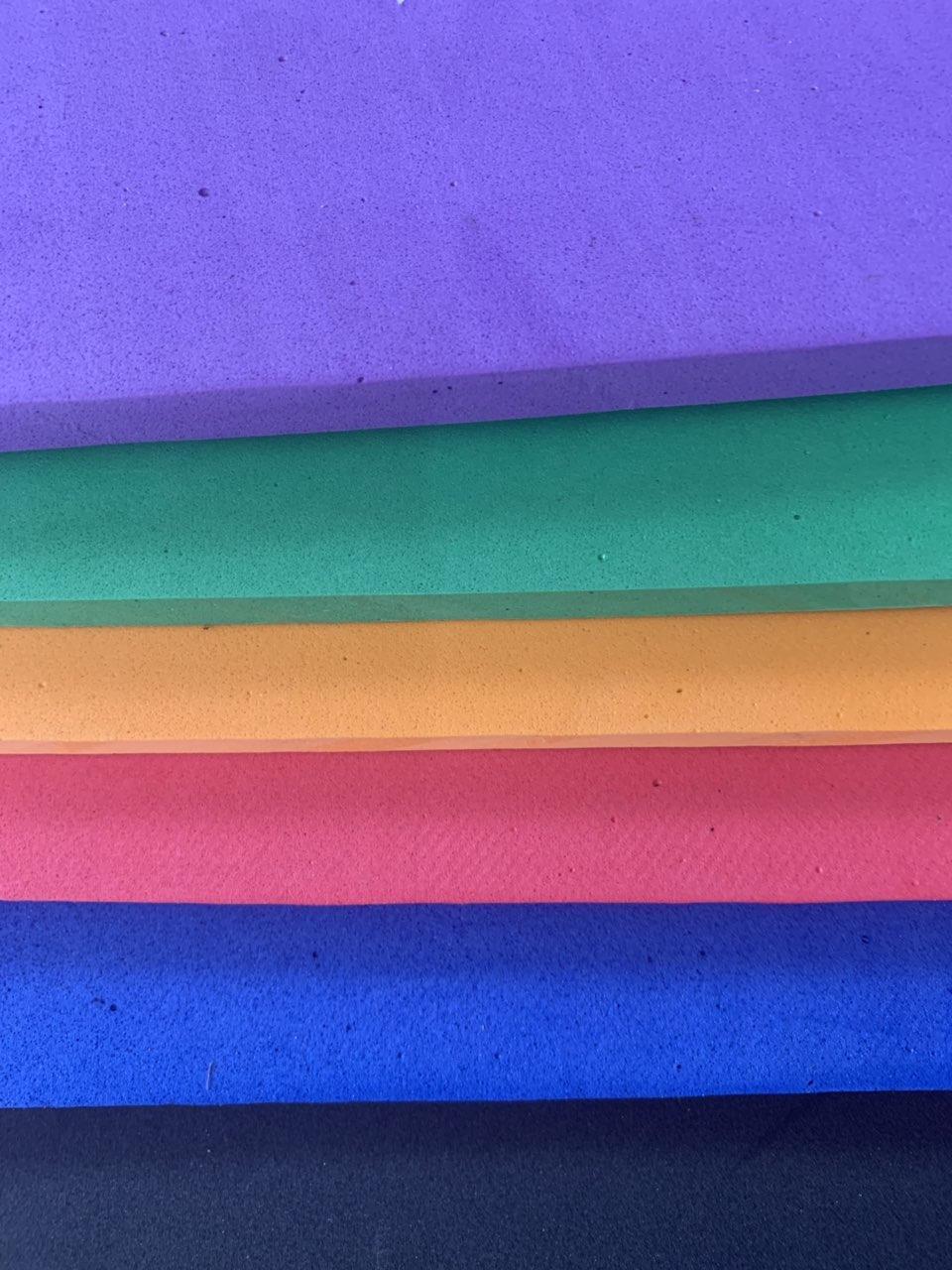 Эва, этиленвинилацетат 4105  10 мм цветная