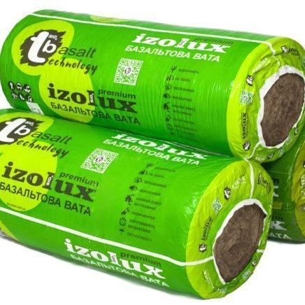 Мат НЛ «Izolux Premium» густиною 25 кг/м. куб.