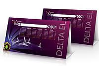 Календарь настольный Домик 2000 шт