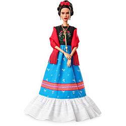 Кукла Фрида Кало коллекционная Барби Barbie Inspiring Women Series Frida Kahlo Doll Mattel оригинал