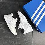 Мужские кроссовки Adidas (белые), фото 4