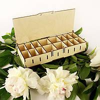 Шкатулка-органайзер, LaserBox