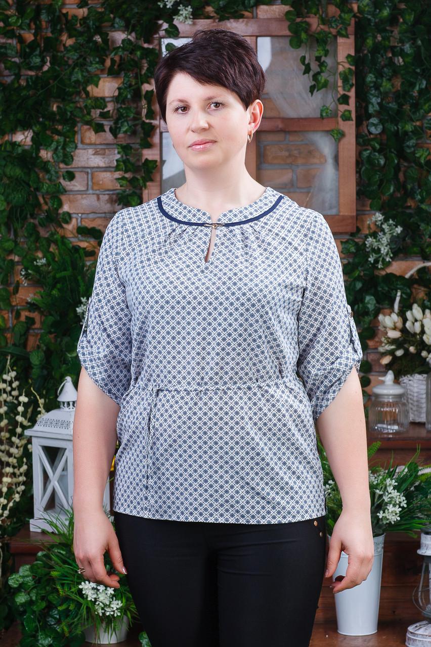 Женская летняя блуза Бл-6203