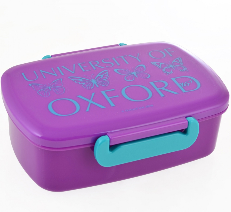 """Контейнер для еды YES """"Oxford Butterflies"""" 750 мл"""
