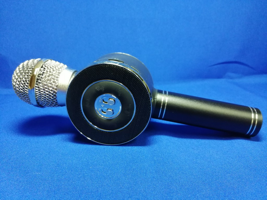 Беспроводной микрофон караоке WSTER WS-668 Bluetooth 4.1/1800 mAh