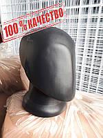 Манекен голова черная