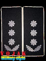 Погон - муфта поліцейський Полковник