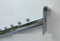 Кронштейн (флейта на 9 шариков) овальная на сетку