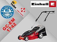 Газонокосилка электрическая  Einhell GC-EM 1742 (3400160)