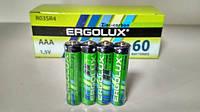 Батарейка Ergolux AAA R03 (R03SR4) 1.5 V, фото 1