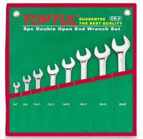 Набір ріжкових ключів 12 шт. 6-32 Toptul GAAA1206