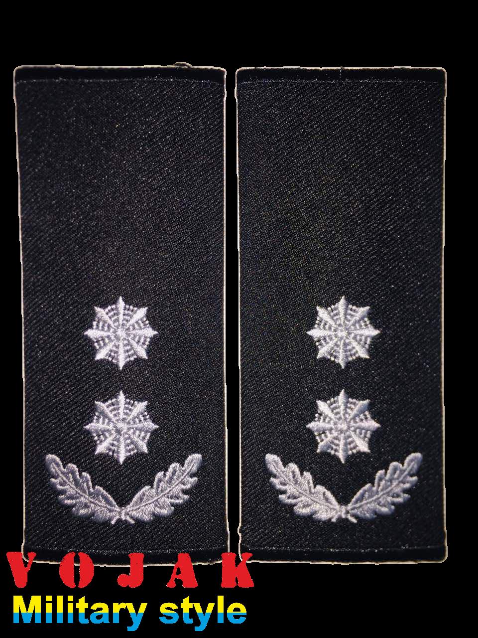 Погон - муфта полицейский Подполковник