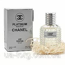 Chanel Egoiste Platinum VIP Tester,60 мл