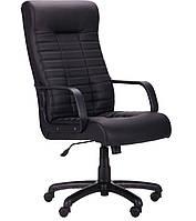 Кресло для руководителя Атлетик Пластик-М экокожа от AMF, Неаполь N-20