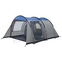 Палатка High Peak Albany 5 (Grey/Blue)