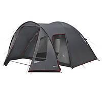 Палатка High Peak Tessin 4 (Dark Grey/Red)
