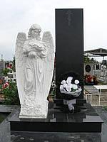 Мраморный памятник М-47