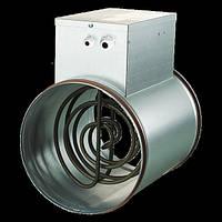 Электронагреватель канальный НК 125-1,6-1