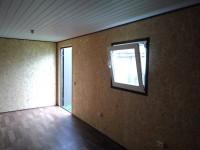 Бытовка строительная СБ 2О-2П (2 окна+2 перегородки)