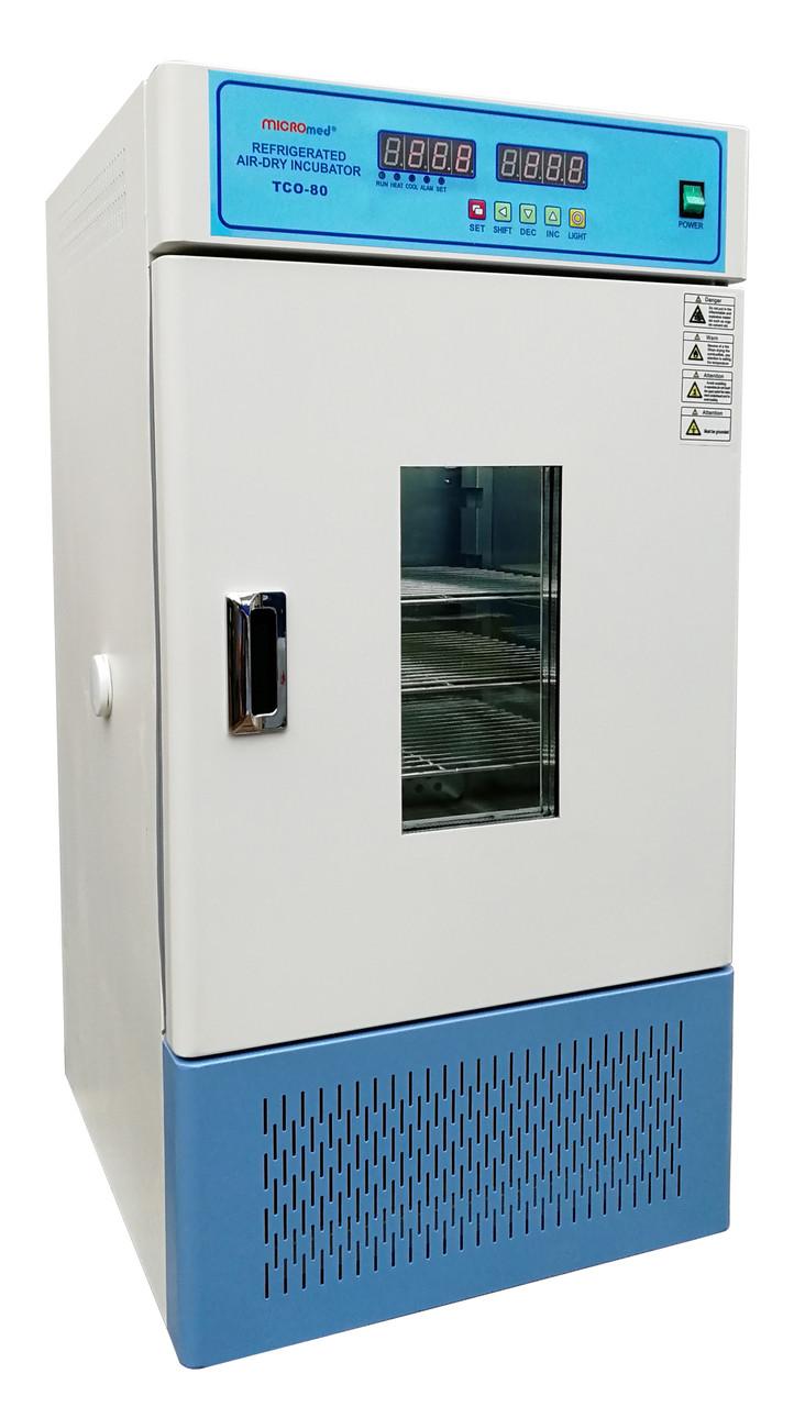Термостат сухоповітряною ТСО-80 з охолодженням, MICROmed