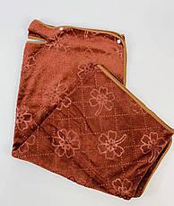Полотенце-халат микрофибра (Микс от 5 шт), фото 2