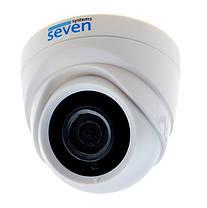 """7""""дюймов Full-HD """"Комплект Видеодомофон SEVEN DP–7573 FHD + SEVEN CP-7505 FHD + Подарок Камера и Флешка!, фото 3"""