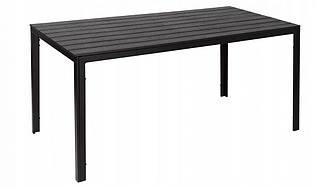 Стол для пикника SAK-156*78 см черный (8056)