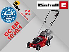 Газонокосилка Einhell GC-EM 1030/1 (3400122)