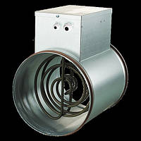 Электронагреватель канальный НК 125-2,4-1