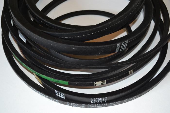 Ремень приводной клиновой Профиль В 17х11(10,5)мм в ассортименте