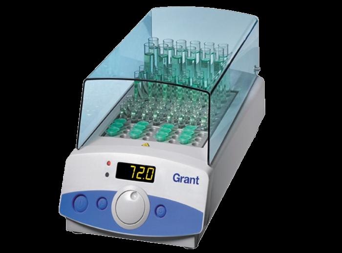 Драй-блок термостат серии QB