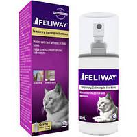 Feliway (Феливей) анти-стресс спрей модулятор поведения для кошек 60 мл, фото 1