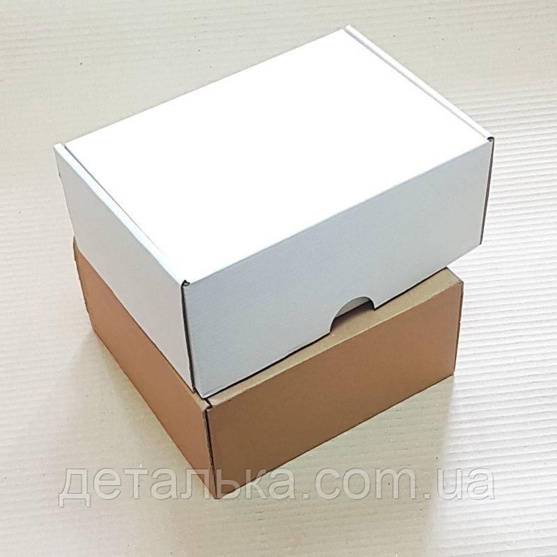 Самосборные картонные коробки 210*110*70 мм.