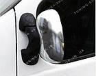 Накладки на зеркала заднего вида Renault Trafic 2001-2015, фото 2