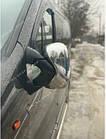 Накладки на зеркала заднего вида Renault Trafic 2001-2015, фото 3