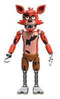 Игрушка фигурка Пять ночей с Фредди - Фокси Funko Five Nights at Freddy's Articulated Foxy