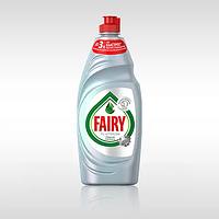Средство для мытья посуды Fairy Platinum Ледяная свежесть