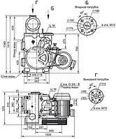 Запчасти и комплектующие насосов АВЗ-63Д