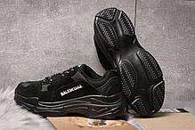Кроссовки женские  Balenciaga Triple S, черные (14911) размеры в наличии ►(нет на складе), фото 2