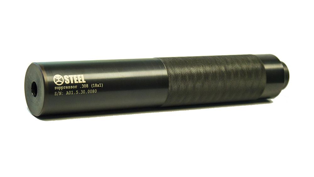 ПБС Steel Gen II .30 кал., резьба М18х1