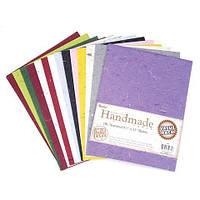 Папір для скрапбукінгу та різання Darice 21.6 x 27.9 см (5 кольорів) 125 аркушів, фото 1