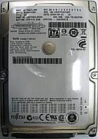 Жесткий диск HDD 400GB 5400rpm 8MB SATA II 2.5 Fujitsu MJA2400BH K90CT9327ACF, фото 1