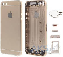 Корпус Apple iPhone 5S в стиле iPhone 6 Exclusive Gold