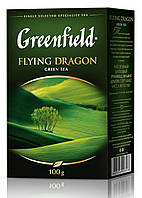 Чай  Greenfield Flying Dragon листовой 100г.