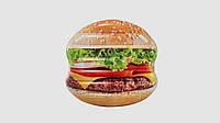 Пляжный надувной матрас - плот. Гамбургер INTEX 58780