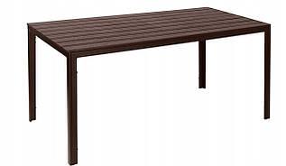 Стол для пикника SAK-156*78 коричневый (8057)