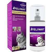 Feliway (Феливей) Spray спрей анти-стресс модулятор поведения для кошек 60 мл