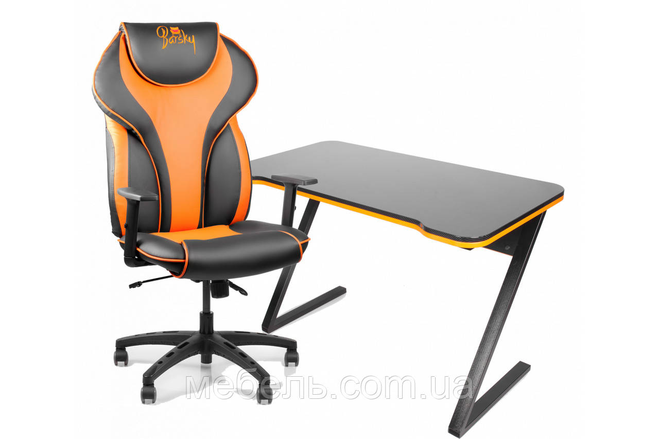 Игровая станция Barsky Z-Game Orange ZG-05/BSDsyn-05