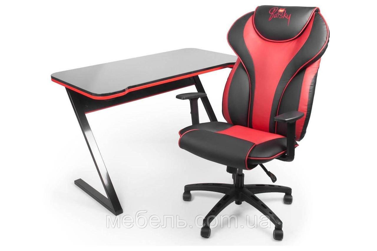 Игровая станция Barsky Z-Game Red ZG-03/BSDsyn-03
